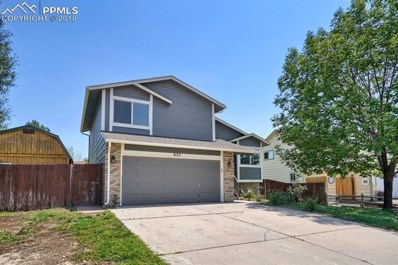 625 Brinn Court, Colorado Springs, CO 80911 - MLS#: 8646822