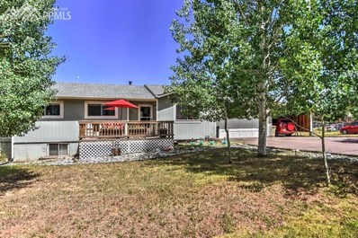 815 W Northwoods Drive, Woodland Park, CO 80863 - MLS#: 8649126
