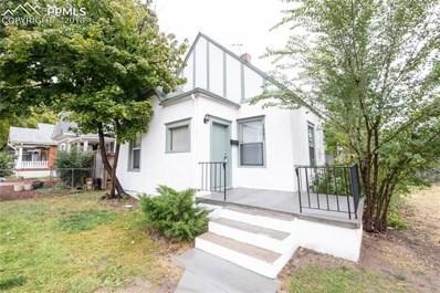 1201 E Boulder Street, Colorado Springs, CO 80909 - MLS#: 8655508