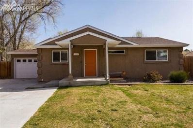 135 Hayes Drive, Colorado Springs, CO 80911 - MLS#: 8656814