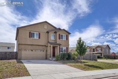 9511 Copper Canyon Lane, Colorado Springs, CO 80925 - MLS#: 8657484