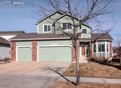 1376 Lily Lake Drive, Colorado Springs, CO 80921 - MLS#: 8667639