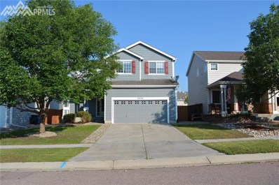 2222 Woodpark Drive, Colorado Springs, CO 80951 - MLS#: 8674151
