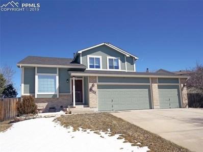 6556 Peak Vista Circle, Colorado Springs, CO 80918 - MLS#: 8683792