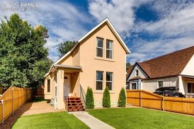 602 N Spruce Street, Colorado Springs, CO 80905 - MLS#: 8685046