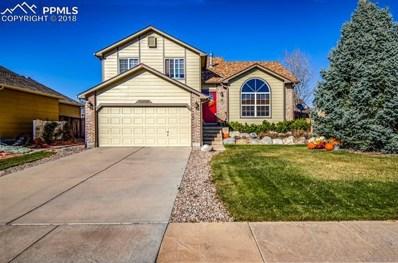 5634 Fantasia Drive, Colorado Springs, CO 80911 - MLS#: 8691366