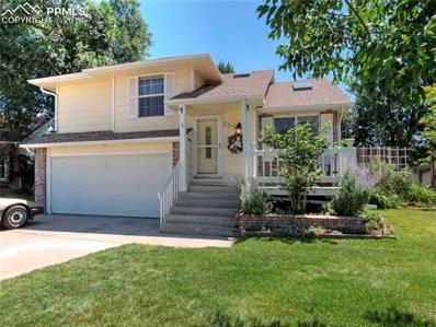 205 Wallace Street, Colorado Springs, CO 80911 - MLS#: 8698580
