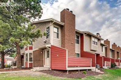 432 W Rockrimmon Boulevard UNIT A, Colorado Springs, CO 80919 - MLS#: 8704128