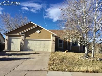 7440 Allens Park Drive, Colorado Springs, CO 80922 - MLS#: 8709172
