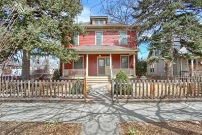 1330 W Pikes Peak Avenue, Colorado Springs, CO 80904 - MLS#: 8711463