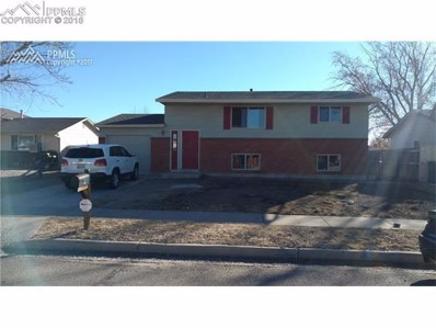 502 Avenida Del Cielo, Fountain, CO 80817 - MLS#: 8720447