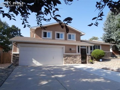 5585 Whimsical Drive, Colorado Springs, CO 80917 - MLS#: 8721739