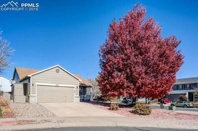 6048 Whetstone Drive, Colorado Springs, CO 80923 - MLS#: 8725238