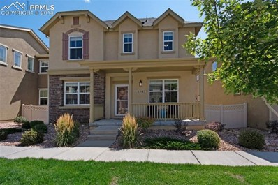 5565 Sunrise Mesa Drive, Colorado Springs, CO 80924 - MLS#: 8725876