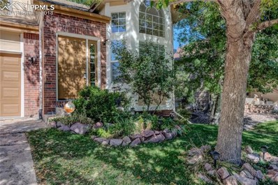 6040 Whirlwind Drive, Colorado Springs, CO 80923 - MLS#: 8733079