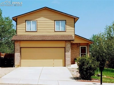 628 Rye Ridge Road, Fountain, CO 80817 - MLS#: 8738219