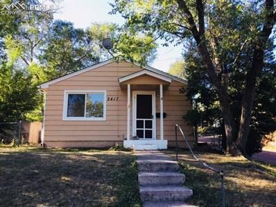2417 E San Miguel Street, Colorado Springs, CO 80909 - MLS#: 8741796