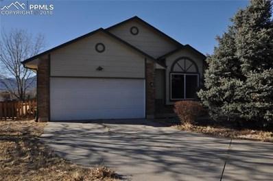 310 Oneil Court, Colorado Springs, CO 80911 - MLS#: 8742061