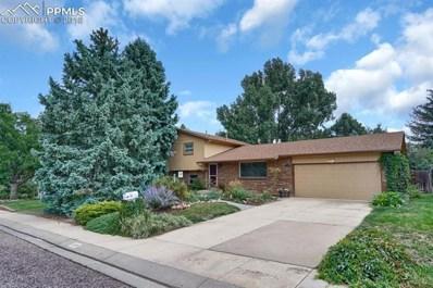 6359 Altman Drive, Colorado Springs, CO 80918 - MLS#: 8743755
