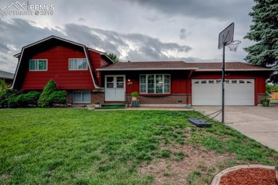 4708 El Camino Drive, Colorado Springs, CO 80918 - MLS#: 8743767