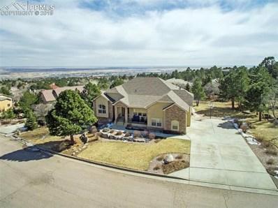 5855 Gladstone Street, Colorado Springs, CO 80906 - MLS#: 8745582