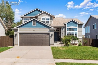 4914 Spotted Horse Drive, Colorado Springs, CO 80923 - #: 8748160