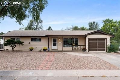 416 Sevilla Drive, Colorado Springs, CO 80911 - MLS#: 8750479