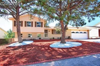 5560 Galena Drive, Colorado Springs, CO 80918 - MLS#: 8763243
