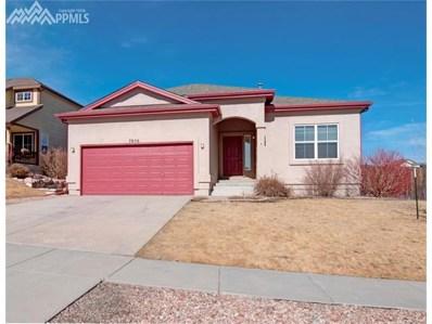 7656 Orange Sunset Drive, Colorado Springs, CO 80922 - MLS#: 8764805
