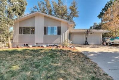 2457 Lark Drive, Colorado Springs, CO 80909 - MLS#: 8768840