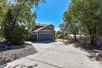 449 Pucket Circle, Colorado Springs, CO 80911 - MLS#: 8775770