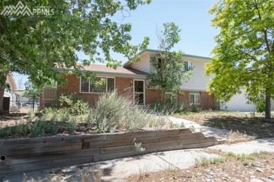 1811 Van Diest Road, Colorado Springs, CO 80915 - MLS#: 8777305