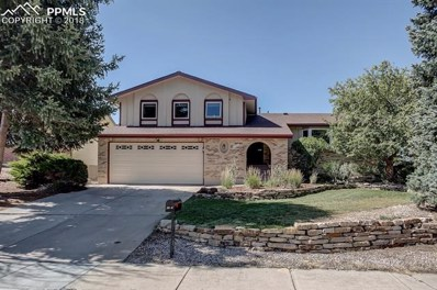 2880 Inspiration Drive, Colorado Springs, CO 80917 - MLS#: 8789321