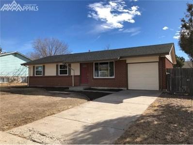 6757 Dale Road, Colorado Springs, CO 80915 - MLS#: 8791431