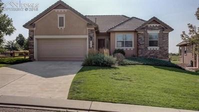 2653 Cinnabar Road, Colorado Springs, CO 80921 - MLS#: 8799288