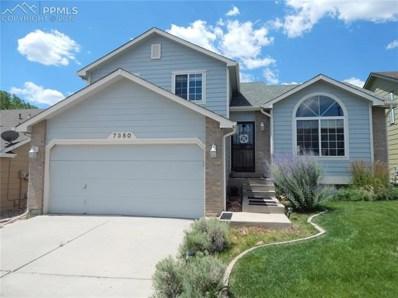 7350 Julynn Road, Colorado Springs, CO 80919 - MLS#: 8799508