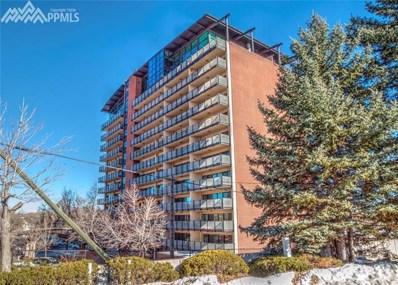 417 E Kiowa Street UNIT 708, Colorado Springs, CO 80903 - MLS#: 8807547