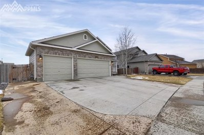 5904 Poudre Way, Colorado Springs, CO 80923 - MLS#: 8812288