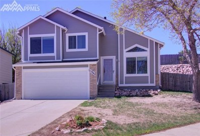 1940 Silkwood Drive, Colorado Springs, CO 80920 - MLS#: 8814548