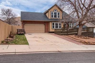 2470 Silent Rain Drive, Colorado Springs, CO 80919 - MLS#: 8826067