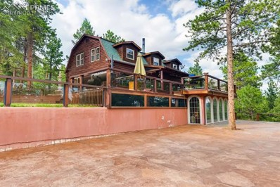 3827 County 25 Road, Woodland Park, CO 80863 - MLS#: 8829133