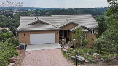 4203 Ridgelane Drive, Colorado Springs, CO 80918 - MLS#: 8839509