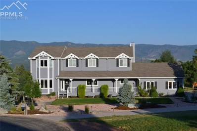 428 Torrey Pines Way, Colorado Springs, CO 80921 - MLS#: 8841303