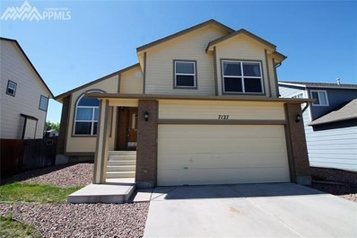 7127 Araia Drive, Fountain, CO 80817 - MLS#: 8841827