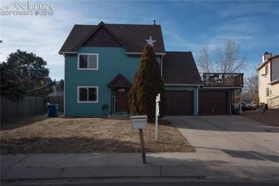 3396 Foxridge Drive, Colorado Springs, CO 80916 - MLS#: 8843469