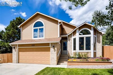4530 Squirreltail Drive, Colorado Springs, CO 80920 - MLS#: 8843964