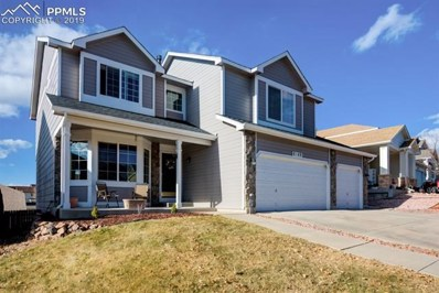 4049 Ascendant Drive, Colorado Springs, CO 80922 - MLS#: 8845098
