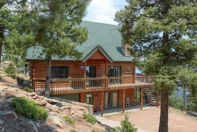 6880 Eagle Mountain Road, Manitou Springs, CO 80829 - MLS#: 8850693