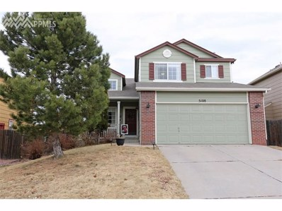 5108 Chaise Drive, Colorado Springs, CO 80923 - MLS#: 8858422