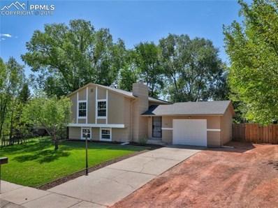 4042 Cooke Drive, Colorado Springs, CO 80911 - MLS#: 8864764